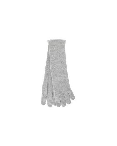 Перчатки серые светло-серый La Neve