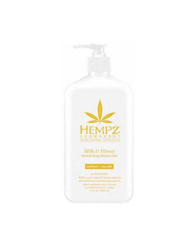 Кожаное молочко для тела увлажняющее Hempz