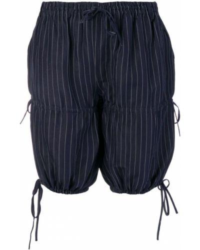 Шорты с карманами Jean Paul Gaultier Pre-owned
