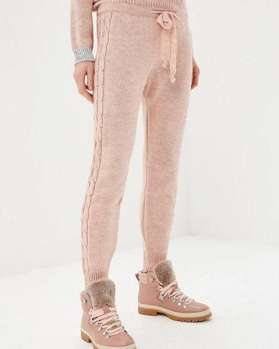 Розовые брюки повседневные Perfect J