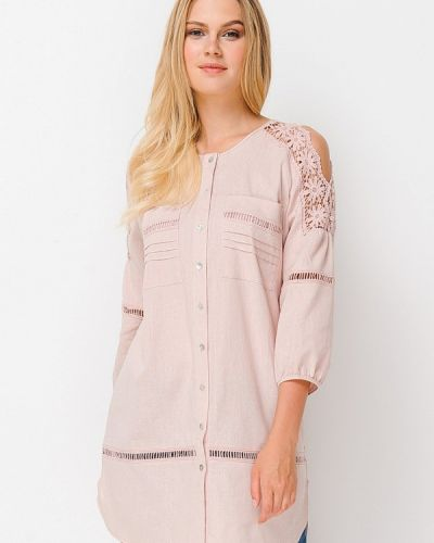 Блузка осенняя розовая Ruta-s