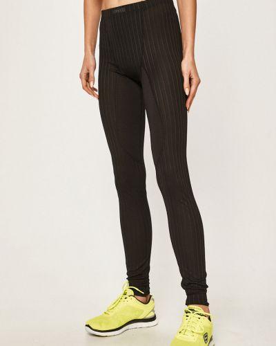 Spodnie z wzorem czarne Craft
