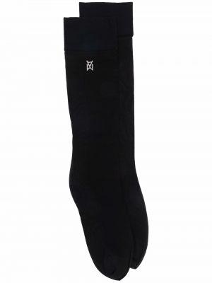 Носки из полиамида - черные Amina Muaddi