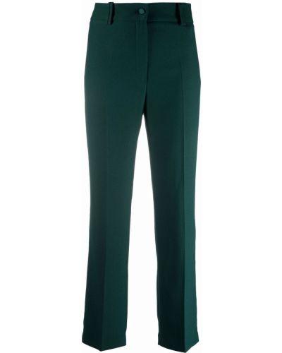 Zielony garnitur z paskiem Hebe Studio