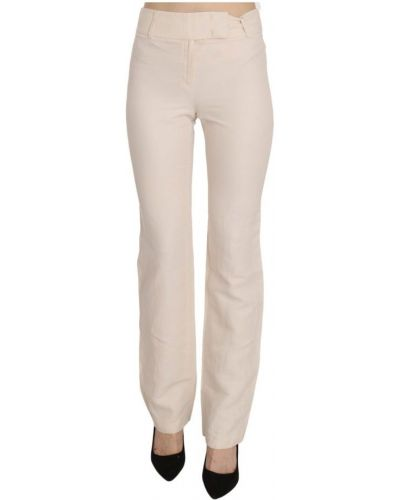 Beżowe spodnie Laurel