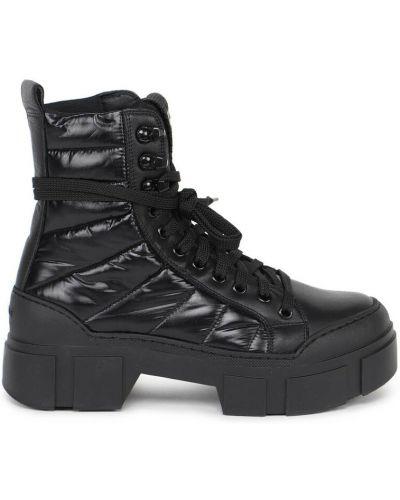 Czarne ankle boots Vic Matie
