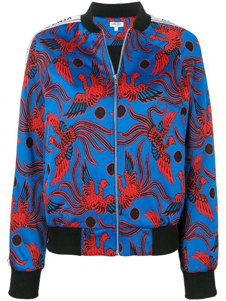 Куртка на молнии с манжетами Kenzo