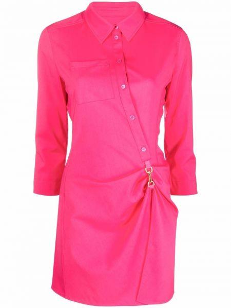 Koszula wełniana - różowa Jacquemus