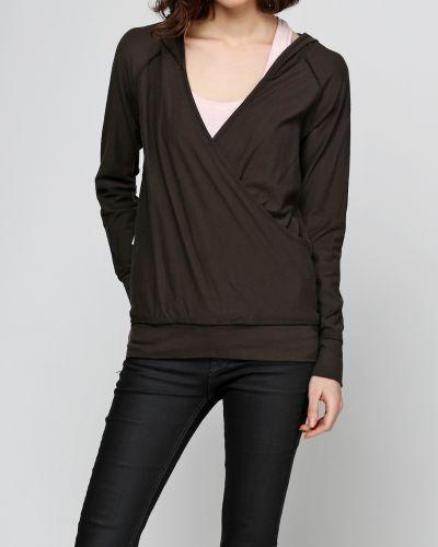 Пуловер - коричневый Deha