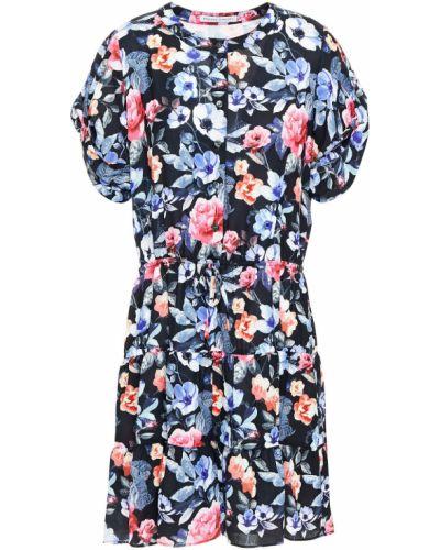 Платье мини - черное Rebecca Minkoff