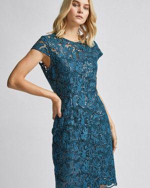 Вечернее платье бирюзовый осеннее Dorothy Perkins