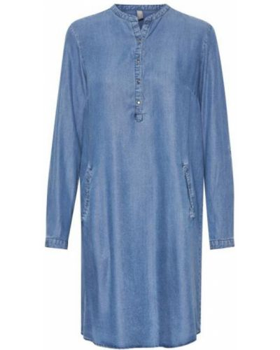 Sukienka boho - niebieska Culture