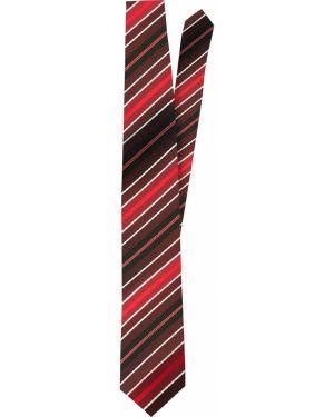 Красный галстук в полоску Bonprix