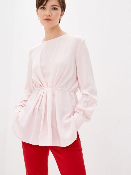 Блузка с длинным рукавом розовая весенний Sportmax Code
