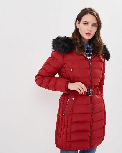 Красная куртка Softy
