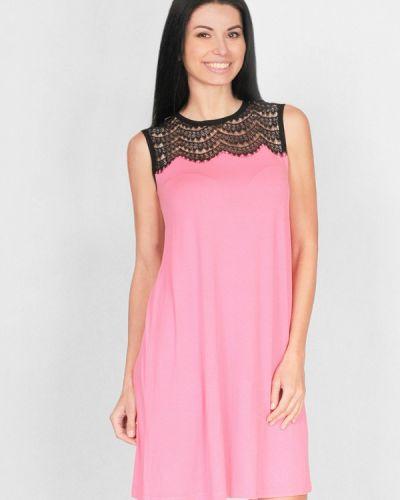 Платье весеннее розовое Lila