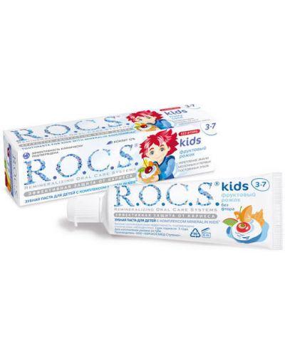 Детская зубная паста R.o.c.s.