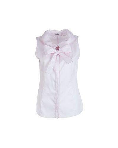 Блузка розовая Van Laack