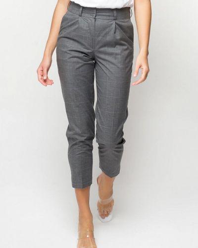 Классические брюки серые весенний Urban Streets