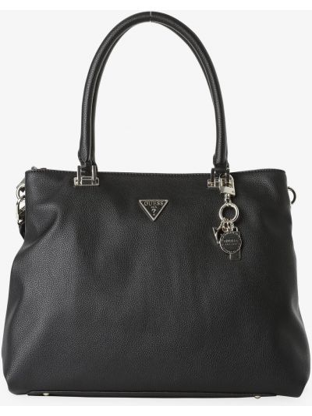 Czarna torebka na co dzień Guess