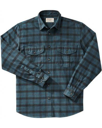 Niebieska koszula Filson