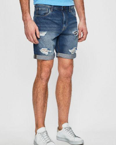 Dżinsowa szorty długo wełniany Produkt By Jack & Jones