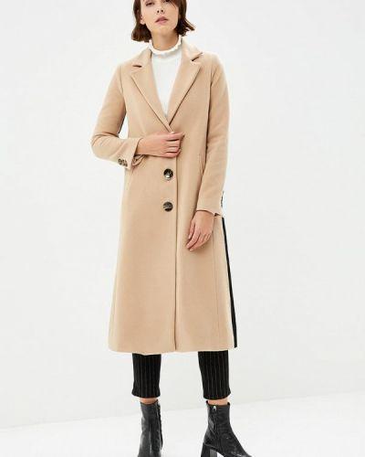 Пальто с капюшоном Adl