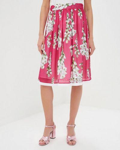 Розовая юбка Blugirl Folies