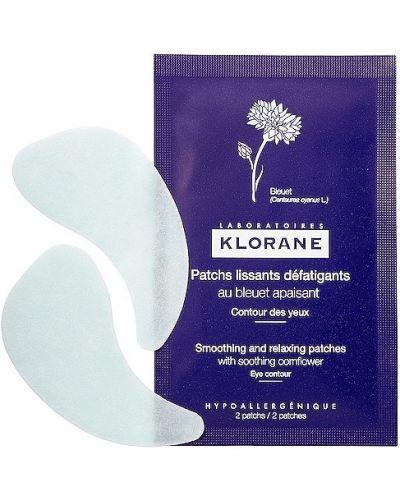 Wodoodporny łaty dla oczu czyszczenie bezpłatne cięcie z łatami Klorane