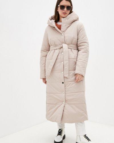 Джинсовая куртка - бежевая Modress