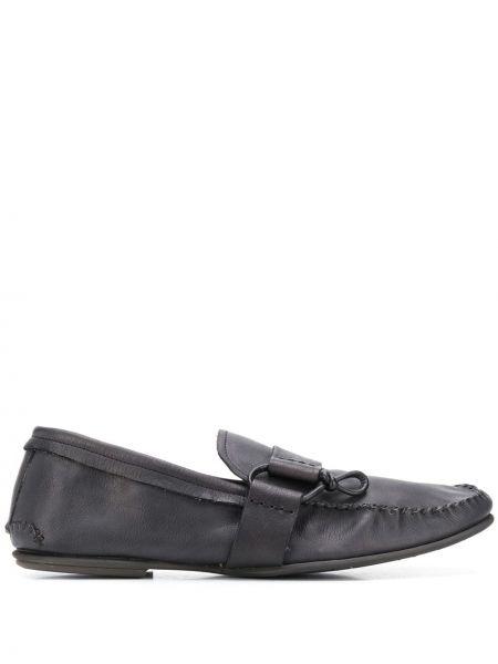 Loafers skórzany z klamrą Officine Creative