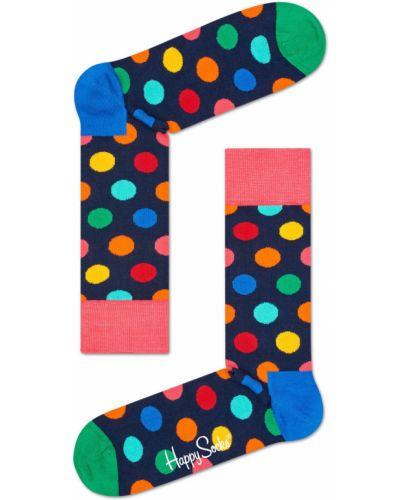 Носки хлопковые набор Happy Socks