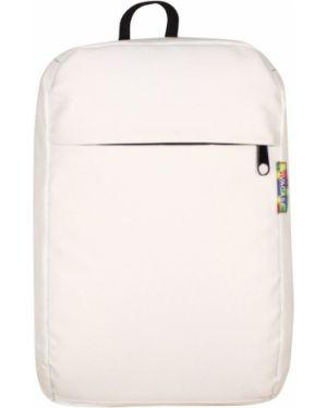 Рюкзак белый школьный Vivacase