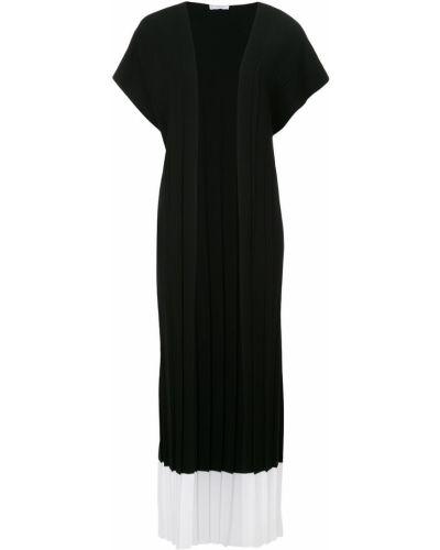 Черный кардиган Versace Collection