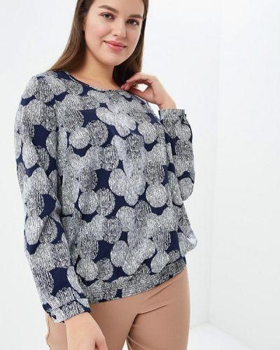 Блузка синяя Lina
