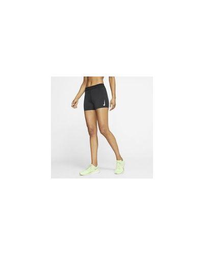 Текстильные шорты для бега эластичные Nike