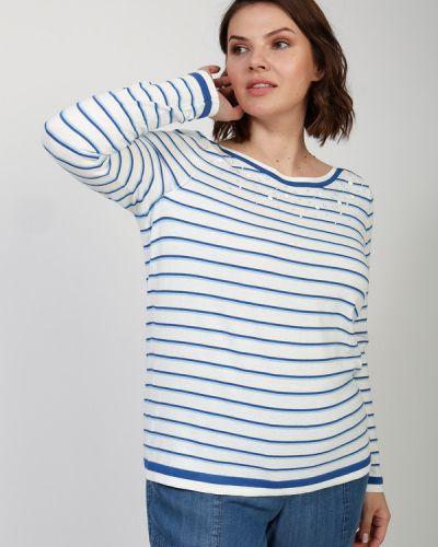 Хлопковый пуловер Basler