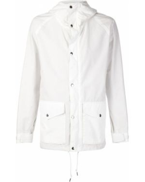 Нейлоновая белая куртка 321