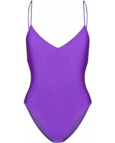 Слитный купальник - фиолетовый Mc2 Saint Barth