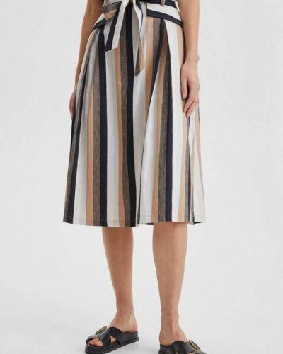 Разноцветная юбка Steinberg