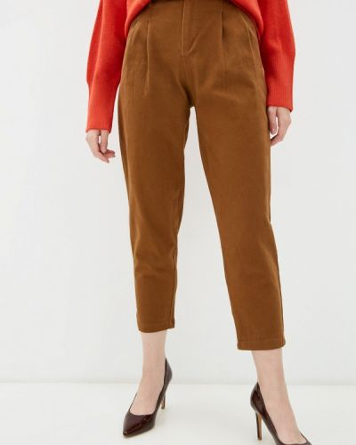 Коричневые зимние брюки Indiano Natural