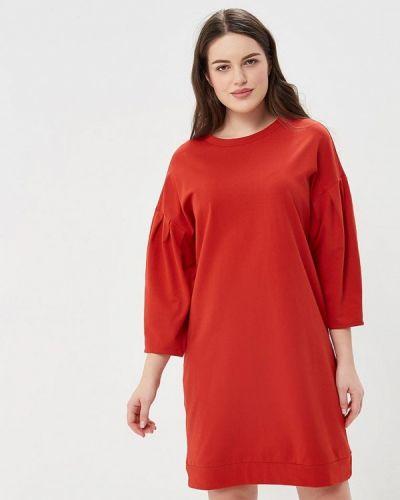 Красное платье Violeta By Mango