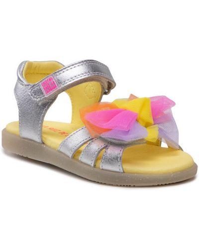 Sandały srebrne Agatha Ruiz De La Prada