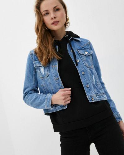 Джинсовая куртка Rinascimento