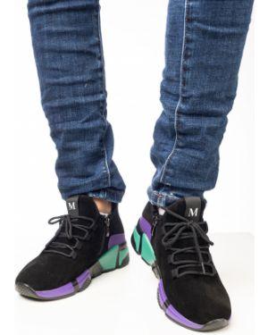 Черные кроссовки Prima D'arte