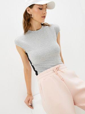 Джинсовый топ - серый Guess Jeans