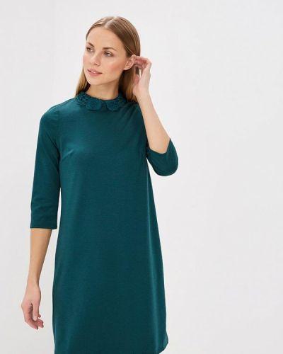 Платье прямое льняное Incity
