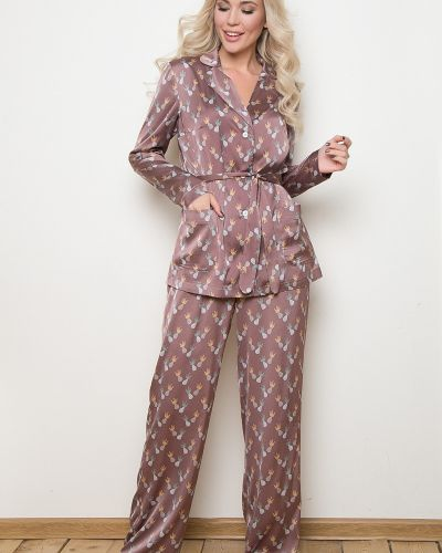 Пижама на пуговицах Modellos
