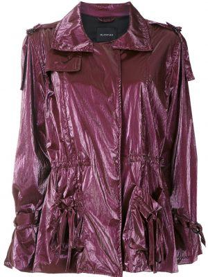 Фиолетовая куртка классическая Olympiah