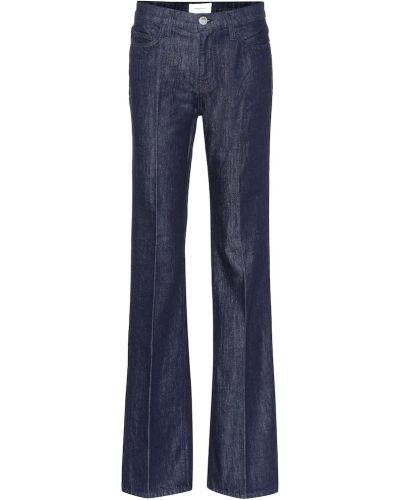 Расклешенные джинсы свободные mom Current/elliott